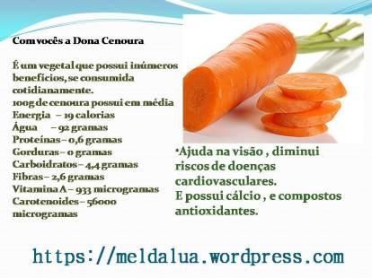 dona cenoura